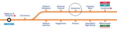 London overground timetable homerton sexual health